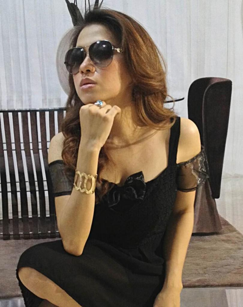 Dress Black Upper Ribbon (BS D 51)
