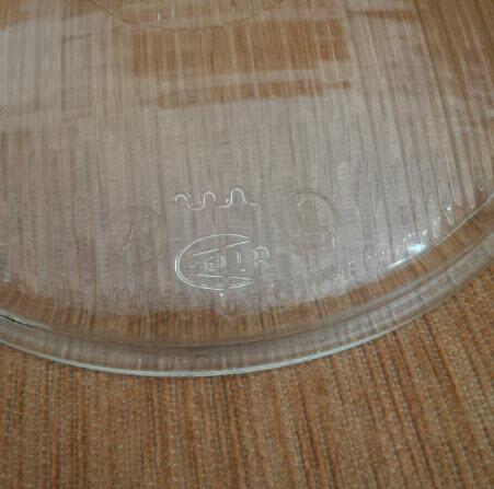 Hella Headlight Lenses VW Logo - Super Rare