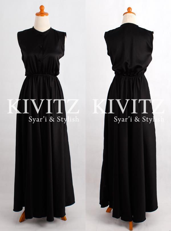 Basic Velvet Dress