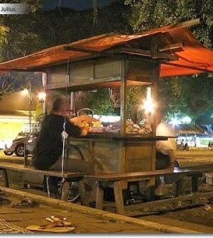 Asal Usul Angkringan, Penemu + Song angkringan by agan ini