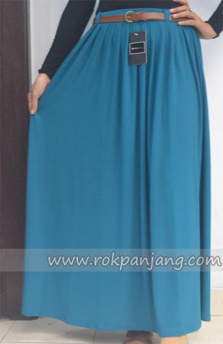 Jual Rok Panjang Spandex Jersey Katun Sifon Jeans Batik
