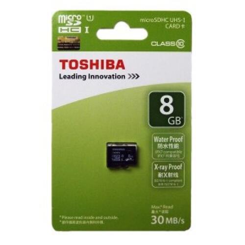[VERDE] Ready Stock MicroSD, SDHC Class 10 Sandisk, Transcend, Toshiba Exeria BNIB