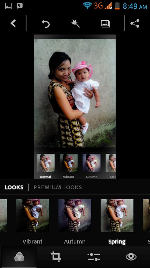 Edit Foto Menggunakan Tablet Android