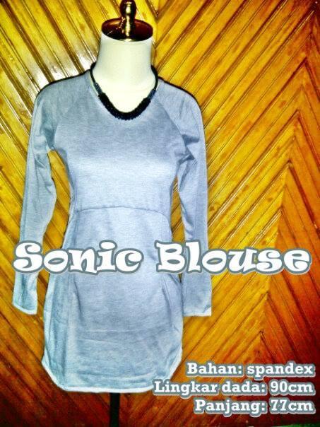 Sonic Blouse
