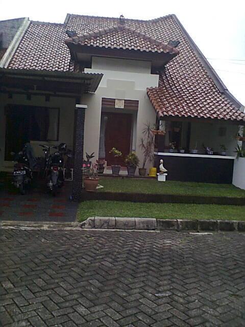 Terjual Rumah Cluster Minimalis 2 Lantai Kampoeng Ubud Ciputat Kaskus