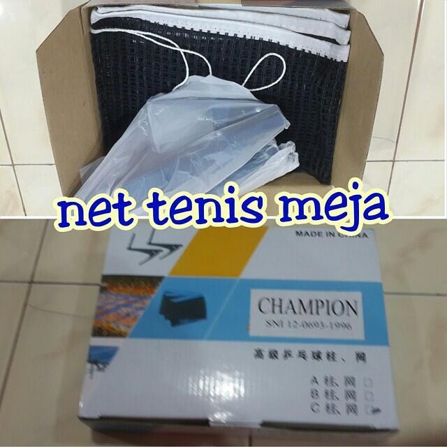 Jual Obral Net Badminton, Voli, Sepaktakraw, tenis meja, kok badminton, bola pingpong