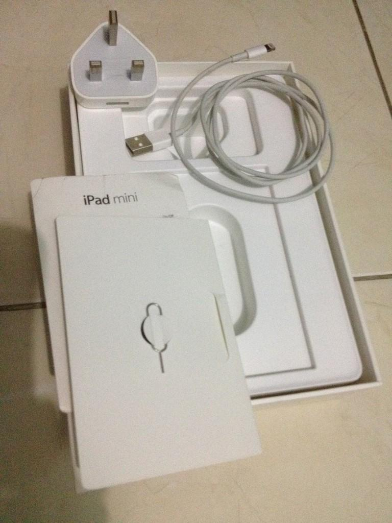Ipad Mini 32 Gb (Wifi + Sell) Bonus Menanti Flashdisk 32Gb