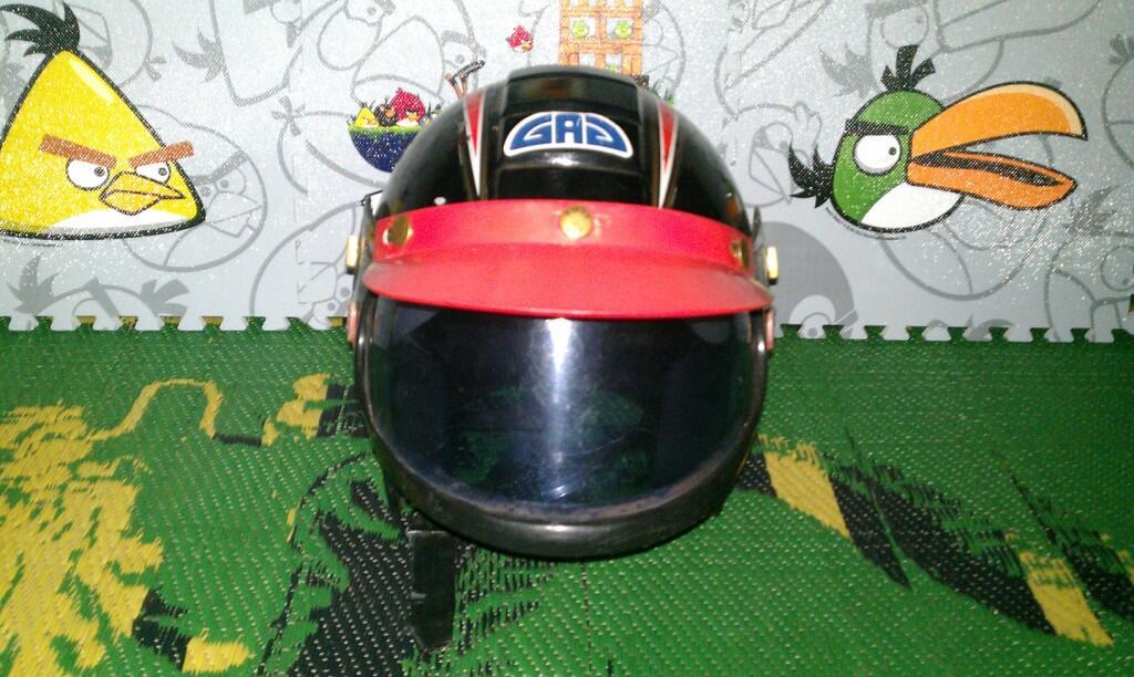 Terjual Jual Helm Robot Classic Cocok Untuk Vespa Cb Dan Motor Tua