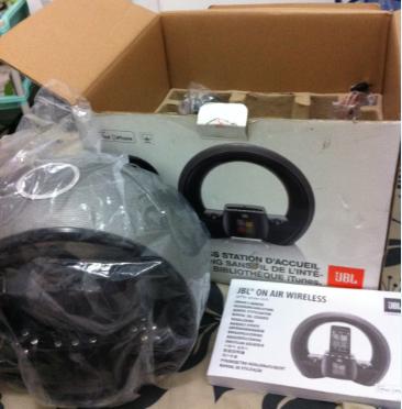 JBL ON AIR wireless new! speaker for all gadget!