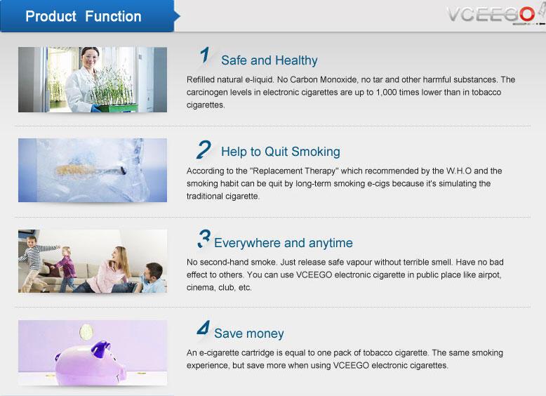 Kenapa kita musti menggunakan Vapor daripada Rokok Tembakau???