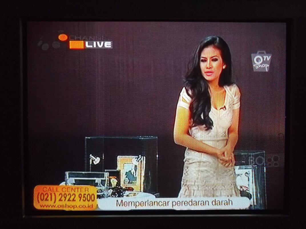 Antena High Gain & Super Peka YAGI atau HDU25- Cocok Untuk TV Analog & Digital