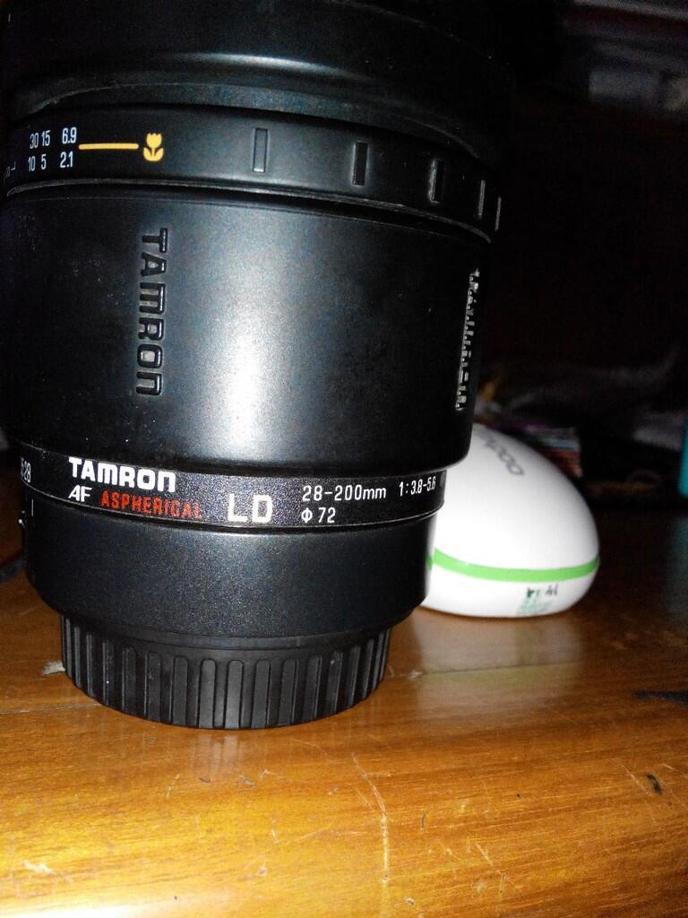 WTS Lensa TAMRON 28-200 F38-56 for CANON Rp. 500ribu