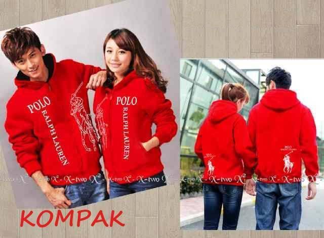 Jacket Red Ralph Lauren Jaket Baju Kaos Couple Pasangan Modis Koleksi Terbaru