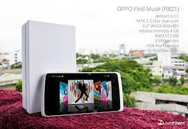 Oppo Find Muse R821 ☎082311112597