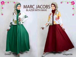 Blouse, maxi, kemeja, dress, setelan blazer, pants, baju hijaber