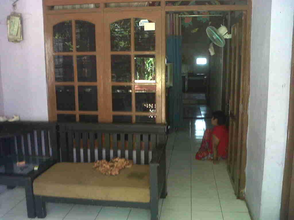 Rumah di Benda Baru, Pamulang, Tangerang Selatan