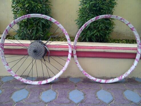 Jual part sepeda cocok buat AM, FR, DH