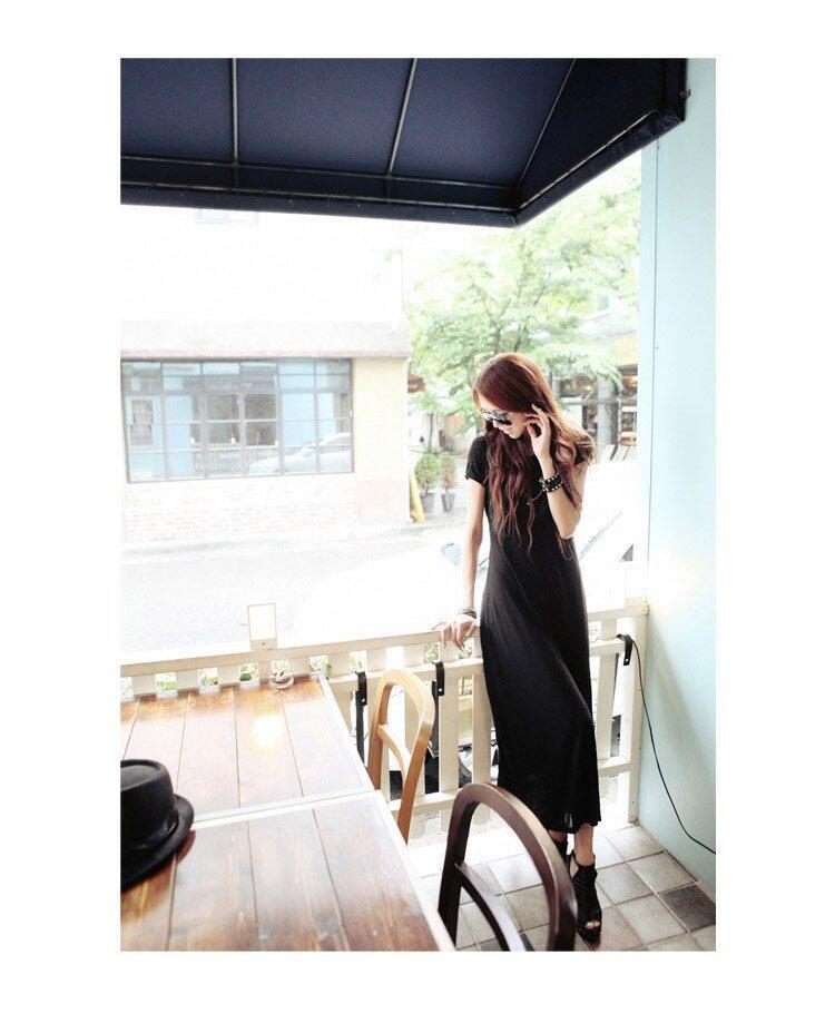 KOREAN LONG DRESS & SHORT DRESS bahan katun SPANDEX HARGA PABRIK!
