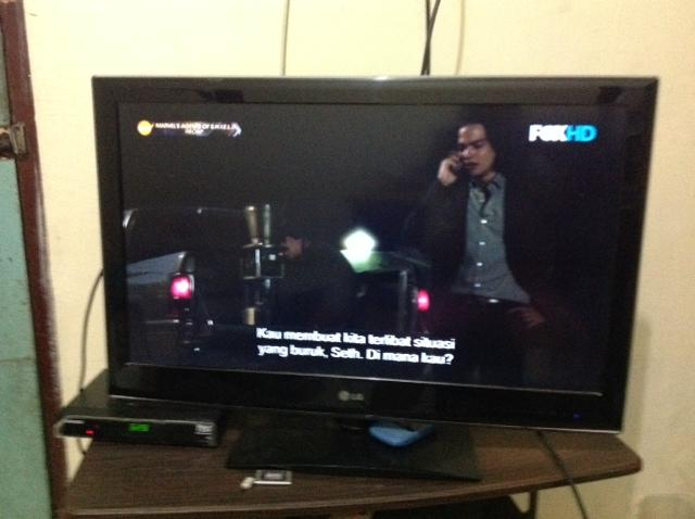 Jual TV LG LED 32lv2130 second/bekas masih mulus bonus braket cod surabaya