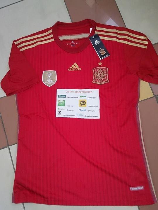 Jersey World Cup 2014