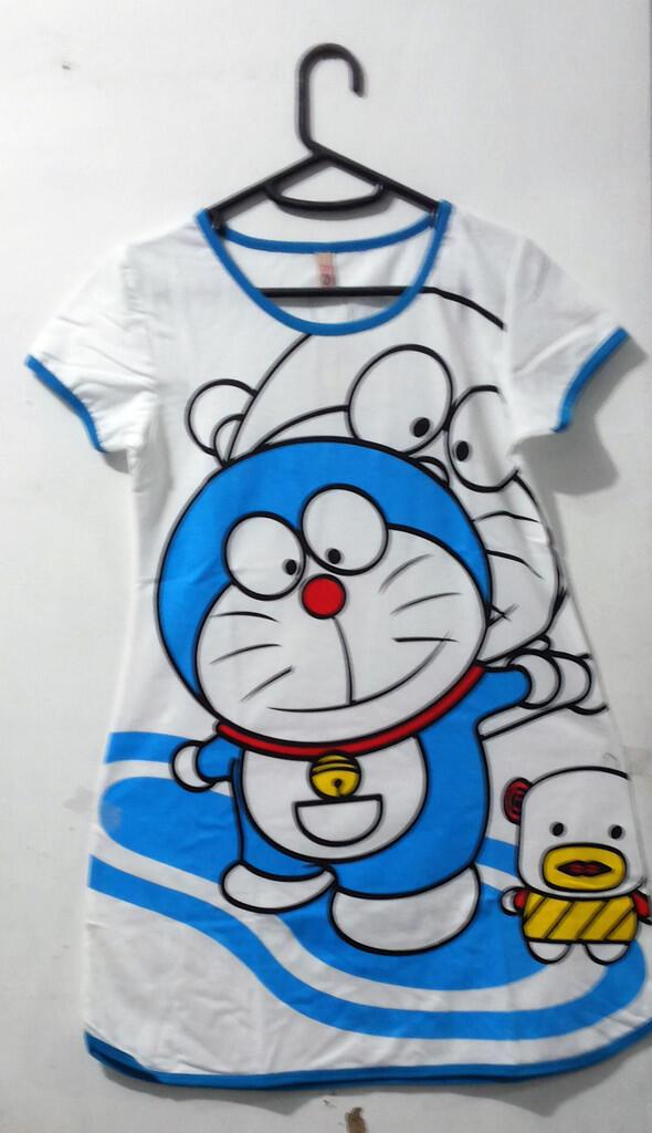 Daster Doraemon Charming