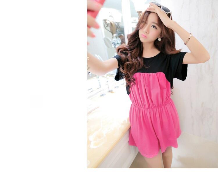 Dress Import Warna Pink, green,gray MURAH Rp 85.000 (baju impor)
