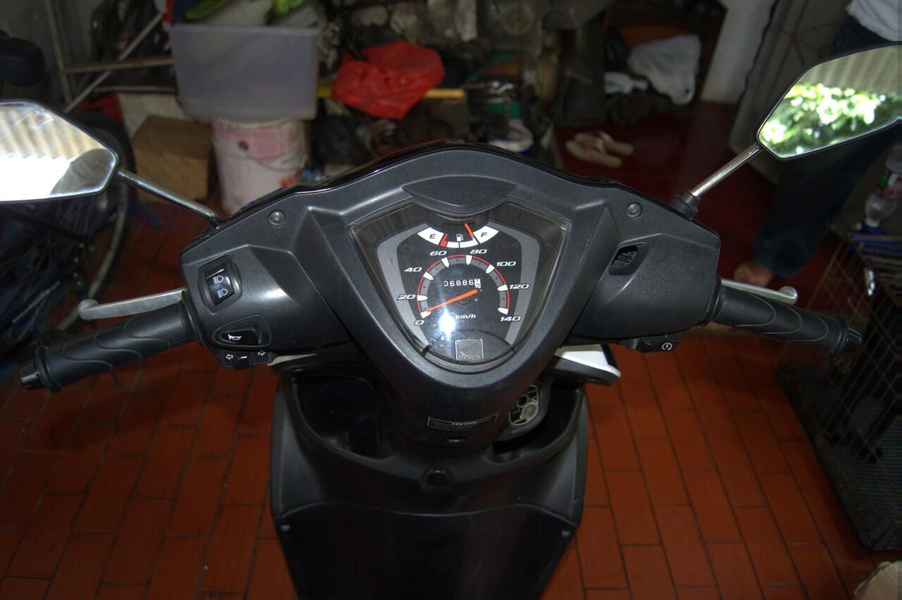 [WTS] Honda Spacy Km 6k Kondisi Mulus Gress 07/2013