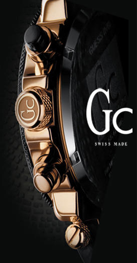 Guess Collection (Gc) Watches Owner Thread - Swiss Made -