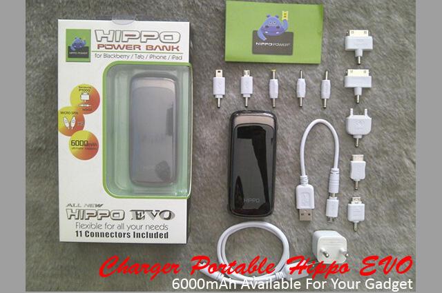 [Murah] Powerbank berbagai Merk (Hippo,Advance,Cross,M&L,Dll) [Rezphone29]