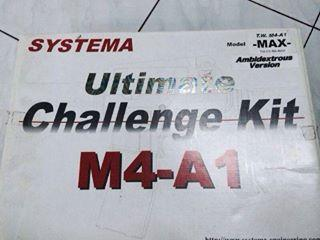 Systema PTW challenge kit 2012 :D