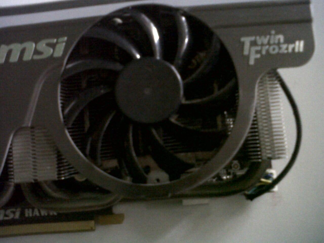 wtb VGA MSI GTX560ti hawk frozer II 1GB DDDR5 256bit