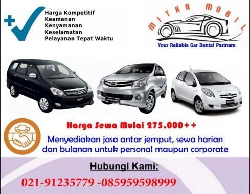 Sewa Mobil DKI Jakarta