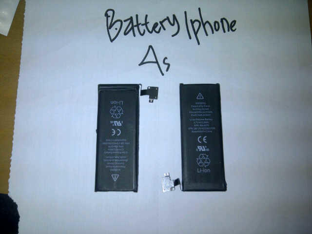 Battery - Baterai Iphone 4G dan Baterai Iphone 4S Original