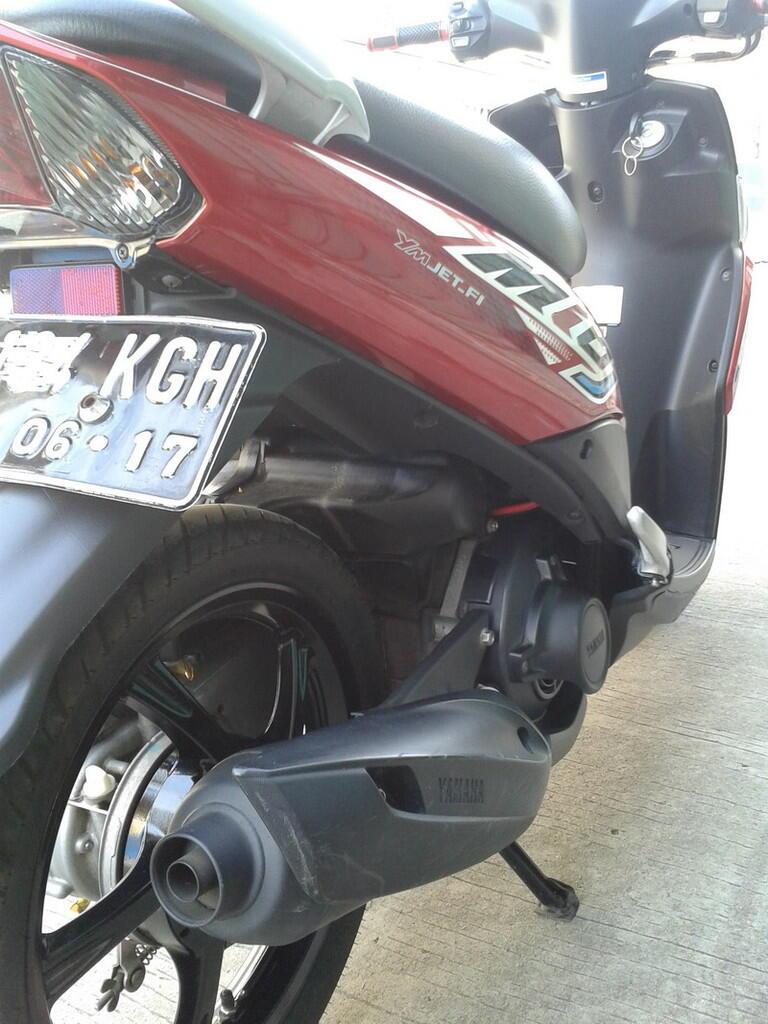 -= Yamaha MIO J, FI, CW thn 2012, harga murah, pjk panjang ( Cod Bekasi ) =-