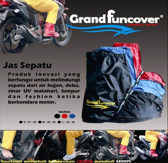 Cover Shoes / Jas Sepatu Funcover ...
