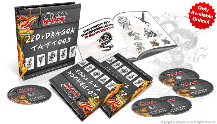 Terjual Gambar Tato,10.000 lebih siap Print,Tribal,Dragon