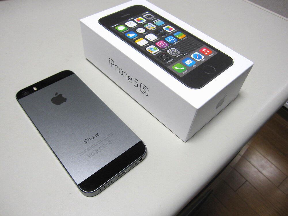 Iphone 5 Hitam 16GB