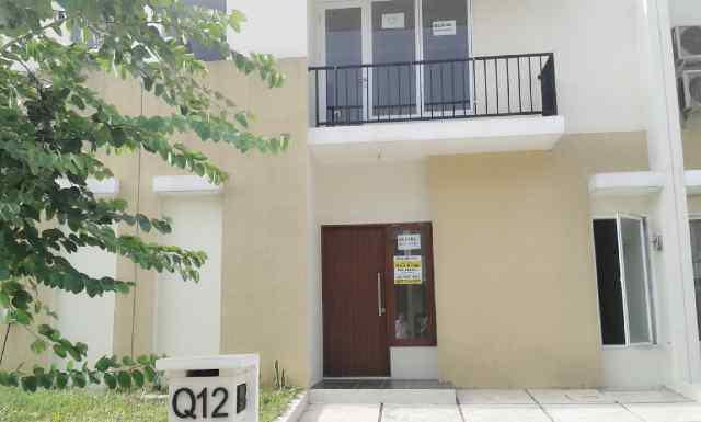 Dijual Rumah Baru di Modern Land Cluster Premiere Park 2 Tangerang
