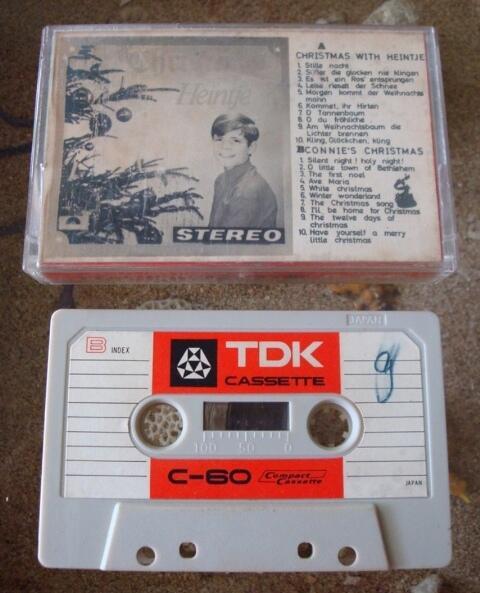 Terjual jual kaset pita jadul barat campuran | KASKUS