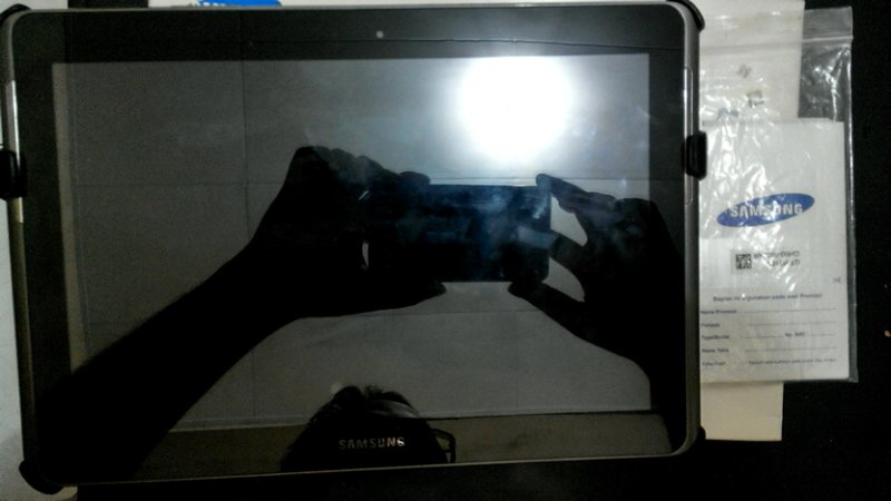 Galaxy tab 2 10.1 second