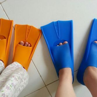 Sepatu Katak FINS Untuk Belajar Renang atau Hoby Renang