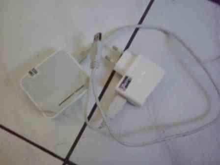 router TP LINK TL MR3020 second masih bagus lengkap cod bandung