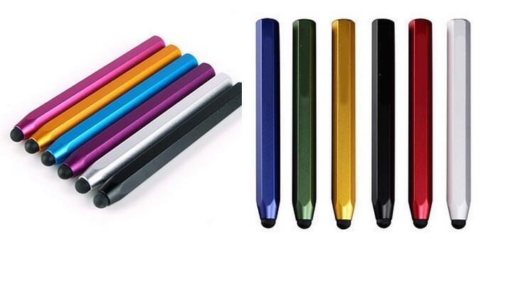 Aksesoris Stylus Pen berbody aluminum untuk iPad iphone