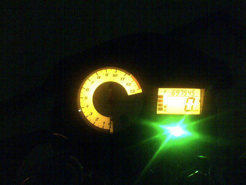 speedometer suzuki satria fu 150