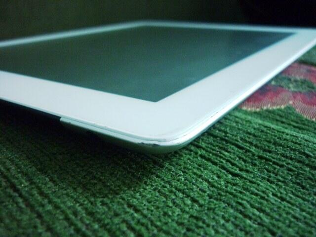 Jual Murah gan Ipad4 16gb Wifi Cell White Kode 3af190 (2nd)