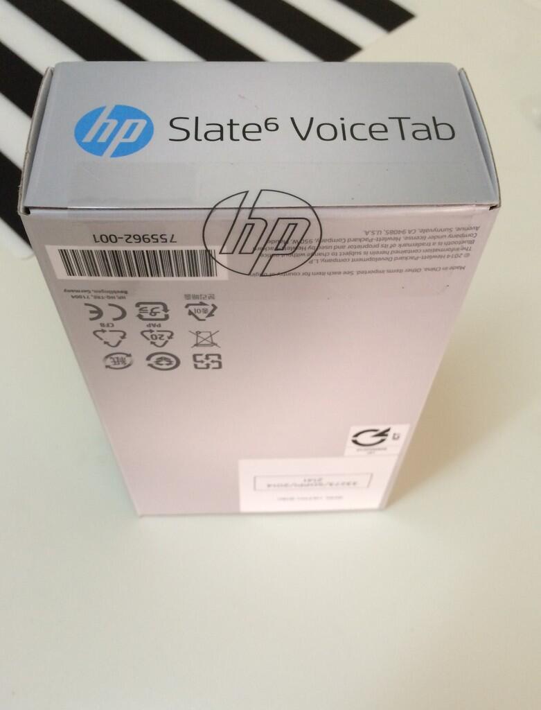 [WTS] HP Slate6 VoiceTab