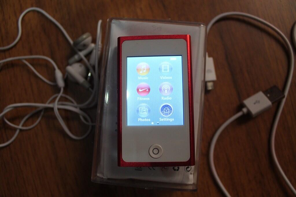 MP4 Player iPod Nano 7th gen Touch REKBER / COD BANDUNG
