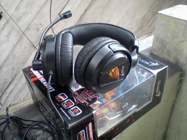 Genius Gaming Headset