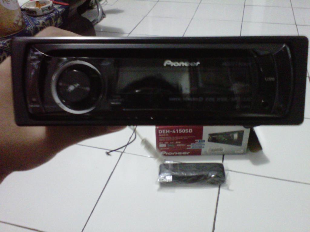 (WTS) Pioneer 4150 SD murahh banyak bonus