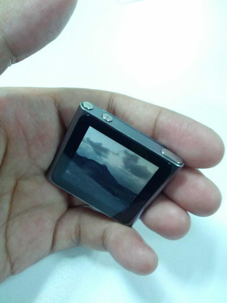 iPod nano 6th gen (batangan) COD Jakarta
